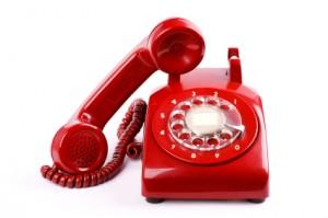 Soforthilfe - Rotes Telefon
